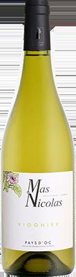 Vin Blanc Viognier Mas Nicolas