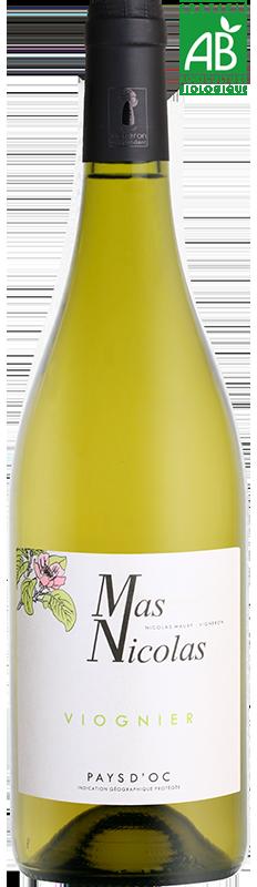 Vin Blanc Le Viognier